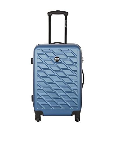 Bag Stone Trolley Rigido Eden 45 cm