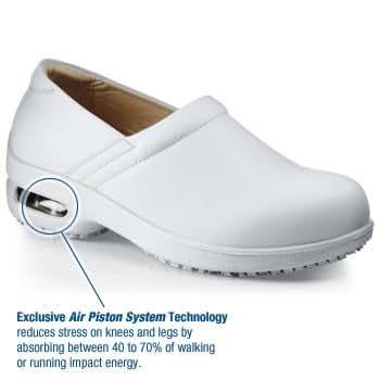 shoes for crews air clog white s