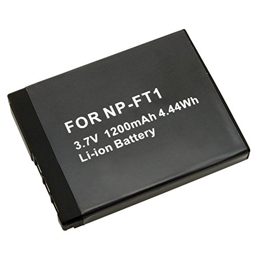 Eforcity® Replacement Sony Np-Ft1 Rechargeable Battery Pack Compatible With The Sony Dsc-T5 / Dsc-T5/B / Dsc-T5/N / Dsc-T5/R / Dsc-T9 / Bc-Tr1 / Dsc-L1 / Dsc-L1/B / Dsc-L1/Lj / Dsc-L1/R / Dsc-M1 / Dsc-T1 / Dsc-T1Kit / Dsc-T11 / Dsc-T3 / Dsc-T33