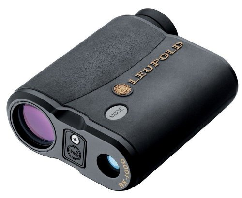 Leupold & Stevens Rx-1000I With Dna Digital Laser Rangefinder - Black/Gray