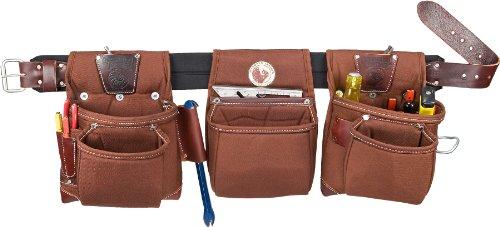 Occidental Leather 8385 M Black Belt Rough Framer(TM) Set