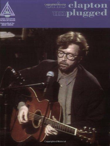Clapton Eric Unplugged Guitar Tab