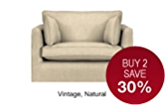 Medbourne Loveseat (Loose Fabric)