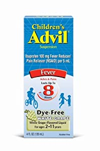 Children's Advil Suspension