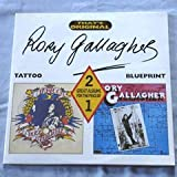 Rory Gallagher Tattoo / Blueprint