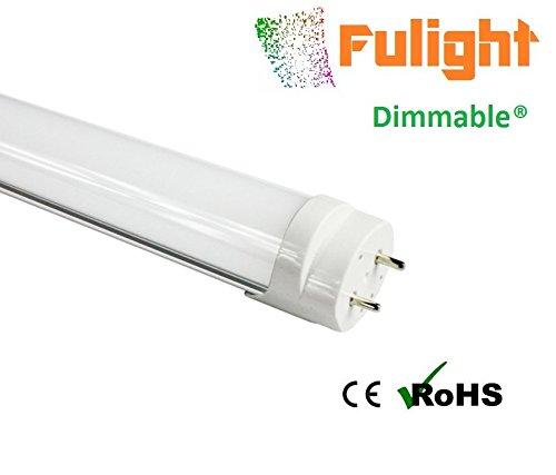 Fulight Dimmable¤ T8 LED Tube Light - 3FT 14W