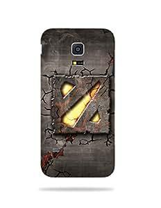 alDivo Premium Quality Printed Mobile Back Cover For Samsung Galaxy S5 Mini / Samsung Galaxy S5 Mini Printed Mobile Case (MKD036-3D-B31-SGSMini)