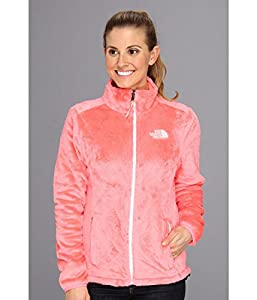 The North Face Women's Osito Jacket Sugary Pink X-Small