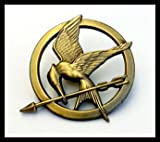 The Hunger Games Pin's Logo Neca