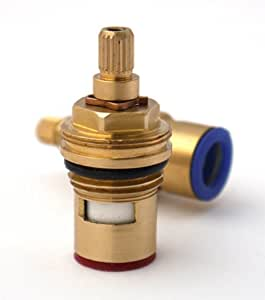 Replacement Brass Ceramic Disc cartridge Faucet Valve