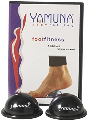 Yamuna Body Rolling Foot Saver Kit