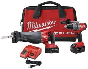 Milwaukee M18 18V 2-Tool Combo Kit