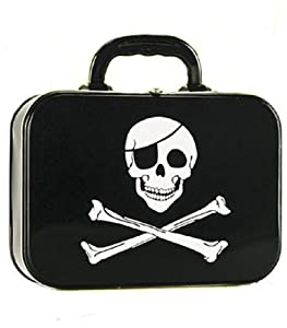 Skull And Crossbones Pirate Lunchbox