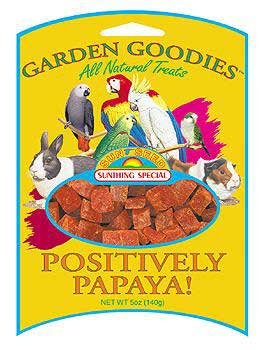 Image of Bird Supplies Garden Goodies Positively Papaya 5Oz (B004LOGAZK)