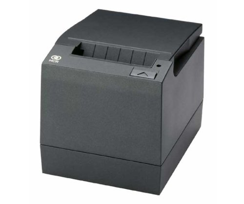 Ncr Thermal Receipt Printer,Knife, Rs232/Usb, Cg1 Charcoal Grey,