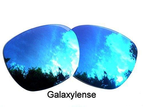 Galassia lenti di ricambio per Oakley Garage Rock Blu Polarizzate
