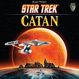Star Trek Catan Board Game by Mayfair Games
