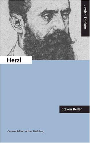 Herzl (Jewish Thinkers Series)