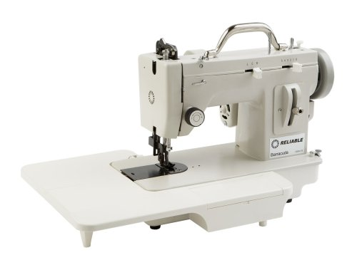Reliable 2000U-33 Barracuda Portable Zig-Zag Walking-Foot Sewing Machine front-85512