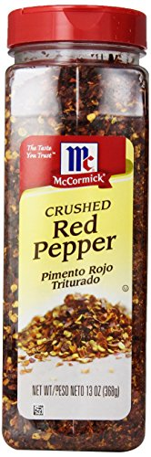 McCormick Red Crushed Pepper, 13-Ounce
