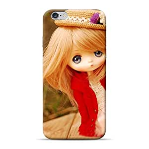 Inkif Printed Designer Case For Apple Iphone 6S Multi-Coloured
