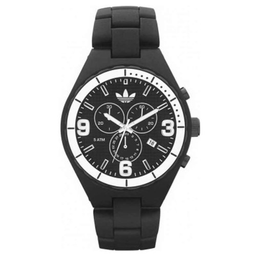 Adidas Gents Cambridge Black Chronograph Watch