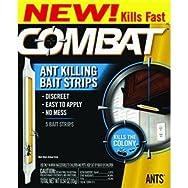 Dial Corp 01000 Combat Ant Bait-ANT KILL BAIT STRIPS