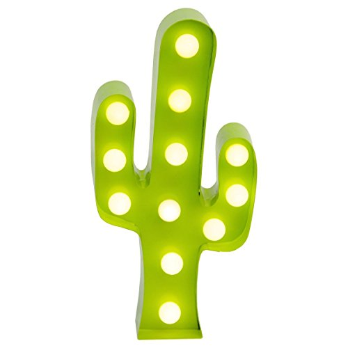 bright-green-cactus-shaped-led-light-bulb-wall-freestanding-decoration-night-light