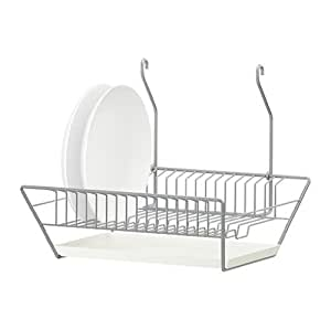 Buy ikea bygel steel dish drainer w removable tray can be - Dish chair ikea ...