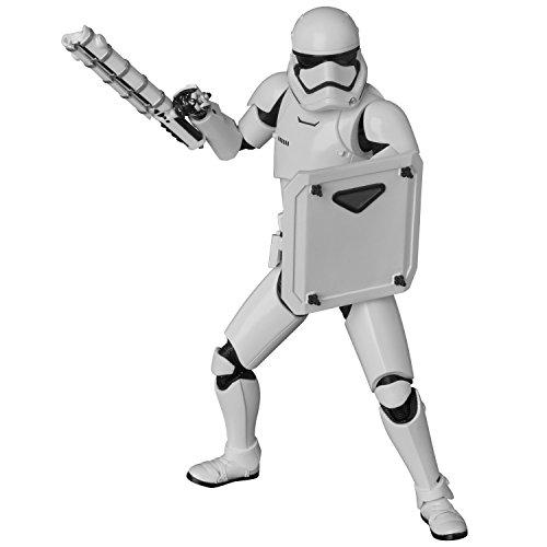 MAFEX マフェックス FIRST ORDER STORMTROOPER ファーストオーダーストームトルーパー『STARWARS』ノンスケール ABS&ATBC-PVC塗装済みアクションフィギュア