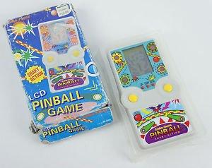 Radio Shack Electronic LCD Pinball Game - 1