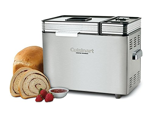 Lowest Price! Cuisinart CBK-200FR 2-Pound Convection Automatic Bread Maker (Certified Refurbished)