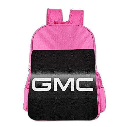 launge-kids-gmc-logo-school-bag-backpack