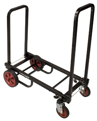Ultimate Support JSKC80 Karma Pro Adjustable Cart - Small