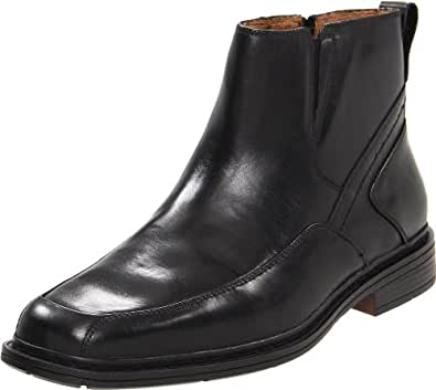 Florsheim Men's Welter Boot,Black,7 D US