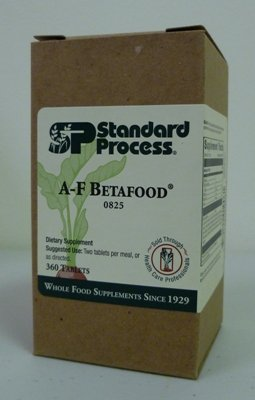 Standard Process A-F Betafood