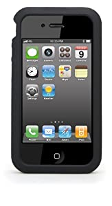 Tech21 T21-1186 Impact Mesh Case with D3O iPhone 4 - Black