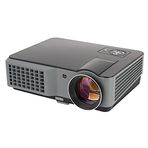 Beyondtek Multimedia Projector Home Theater Video Games Gaming Business Presentations & Christmas Projection (By-803)