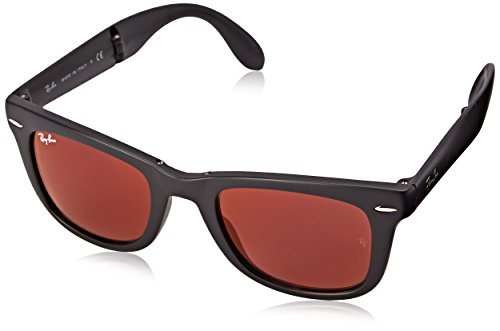 folding sunglasses  raybanrb4105foldingwayfarersquaresunglasses