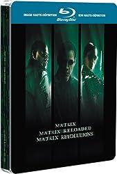 Matrix, La trilogie - Edition limitée boîtier métal [Blu-ray]