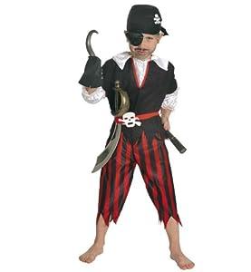 Kostüm Pirat Harry, Größe 128
