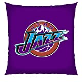 Utah Jazz Team Toss Pillow