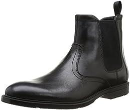 Rockport Cs Chelsea, Chaussures de ville homme - Noir, 41 EU