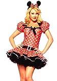 Produktbild von Forever Young - Damen Minnie Maus - Kostüm Größe 44