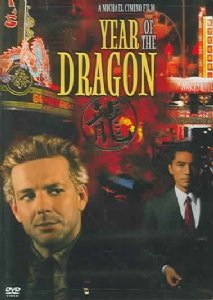 Cover art for  Year of the Dragon