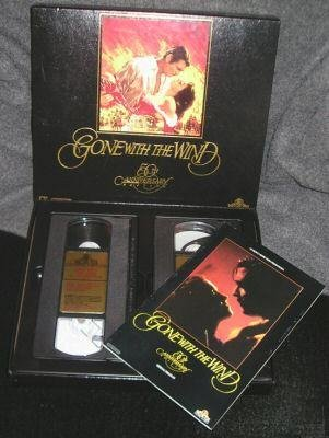 Gone With the Wind (Deluxe 50th Anniversary box set)