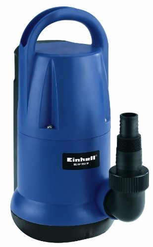 Einhell 4170461 Pompa a Fondo Piatto BG-SP 550 IF