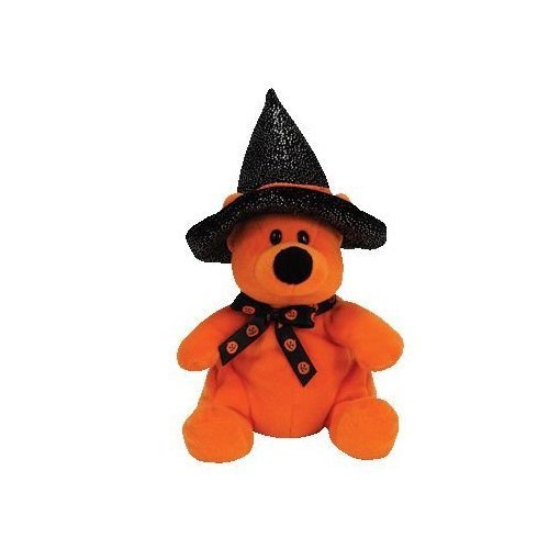 Ty Beanie Babies Haunts - Bear (Borders Exclusive)