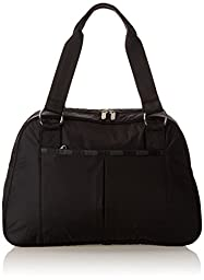 LeSportsac Taylor Computer Bag, Black, One Size