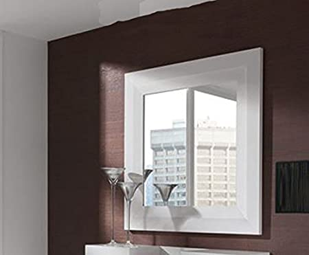 Crags Vargas Mirror – Modern Wooden Twin